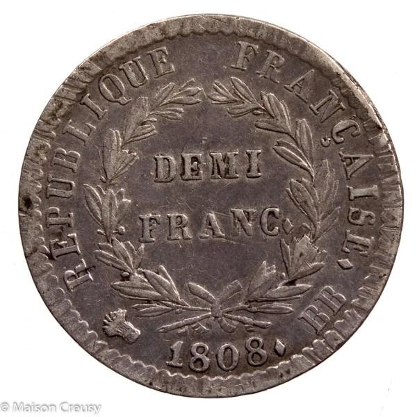 NapI-DemiFranc1808BB