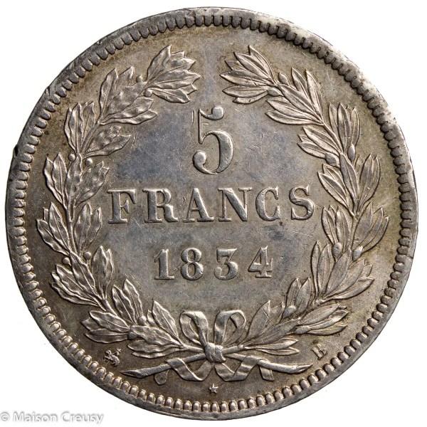 LP-5francs1834B