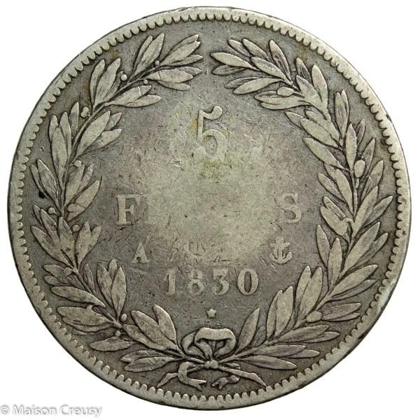 LP-5francs1830A
