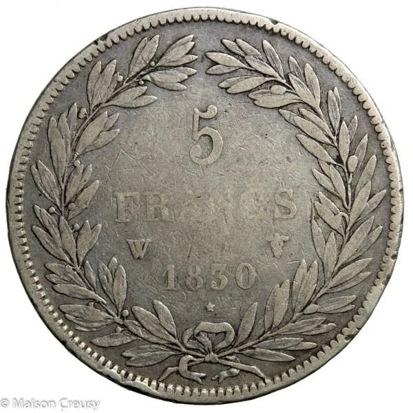 LP-5francs1830W