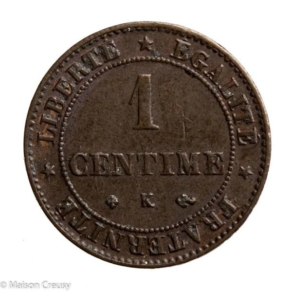 Centimes1878K