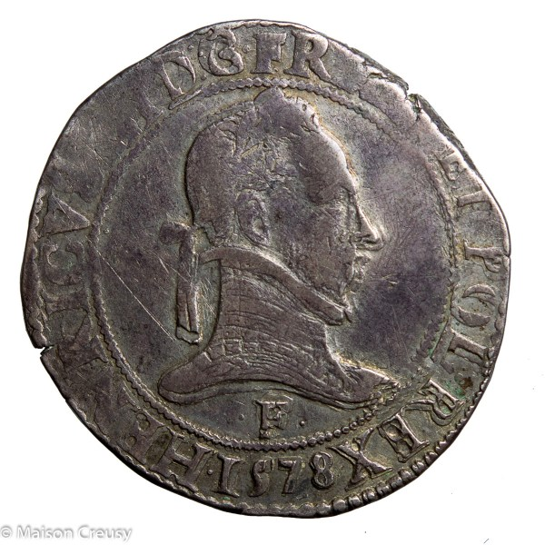 HenriIII-Franc1578Angers