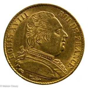 LouisXVIII-20francs1815A-2633-1