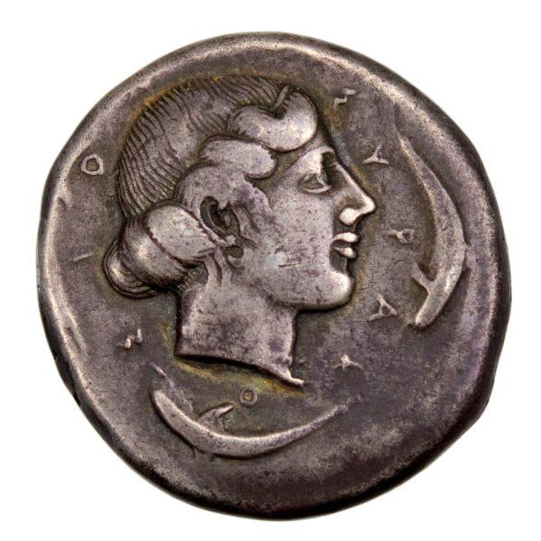 Sicily Syracuse tetradrachm