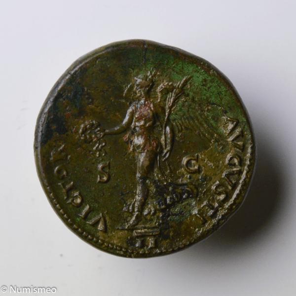 Neron dupondius frappé à Lyon