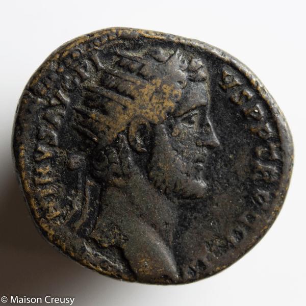 Antonin le Pieux dupondius