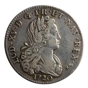 Louis XV petit louis d'argent