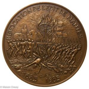 Medaille-RevocationEditNantes1985-1