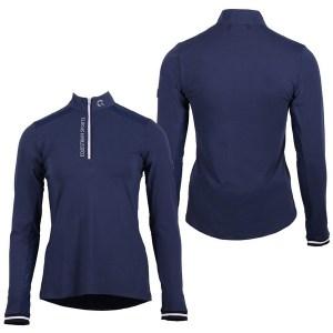 Treenipaita, QHP Urheilullinen UV- suojalla oleva paita, joka sopii erinomaisesti harjoitteluun nopeasti kuivuvan ja hengittävän kankaan ansiosta.