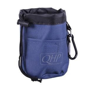 Namipalapussi, Qhp Pieni pussi, jota voidaan käyttää herkkujen tai muiden syötävien palkintojen säilyttämiseen.