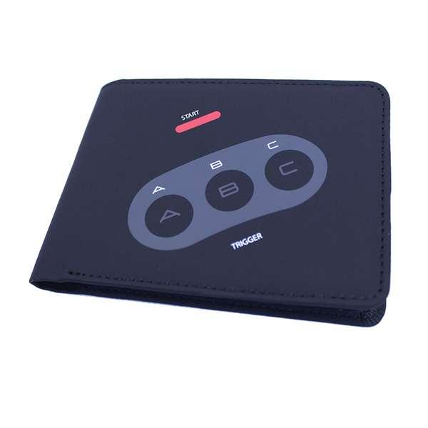Mega Drive Controller Wallet Numskull