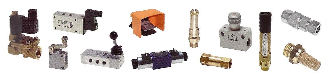 Hydrauliek-en-Pneumatiek-ventielen