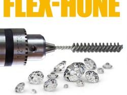 Flex-Hone Hoonborstels Diamant