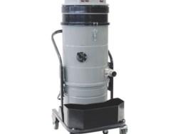 Fijnstof - 230V - Aandrijving 3 motoren
