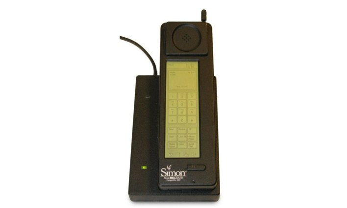 1st smart phone