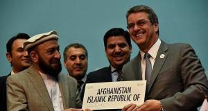 Afghanistan becomes 163rd member of WTO