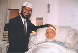 Photo of د مرحوم احمد دیدات رحمة الله علیه او ډاکتر نایک ذاکر پرتله