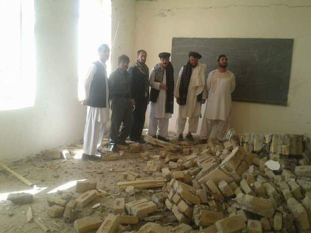 طالبان وايي چې دغه پېښه د «دښمن» لخوا رامینځته شوې خو په رسنیو کې يې «مجاهدینو» ته منسوب کړه.