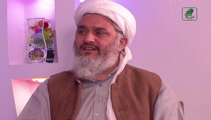 شهید مولوي عزیزالله مفلح