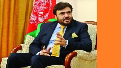 قطر کې د افغانستان سفیر عبدالحکیم دلیلی
