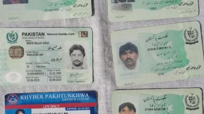 کندهار کې ۶ تنه پاکستاني جاسوسان نیول شوي