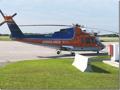 2008-06 02 Sikorsky Chopper