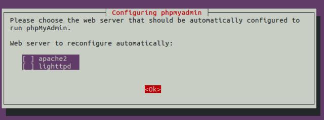 install-phpmyadmin