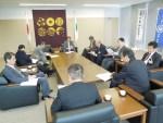 長野市H29年度予算編成にあたっての政策・施策要望書を提出