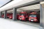 新装なった中央消防署を見学
