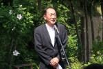 松代大本営追悼碑建立22周年