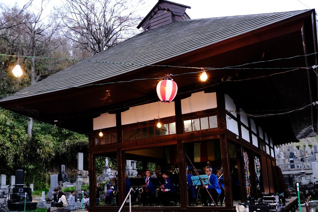 安茂里の正覚院…春の観音祭り2019
