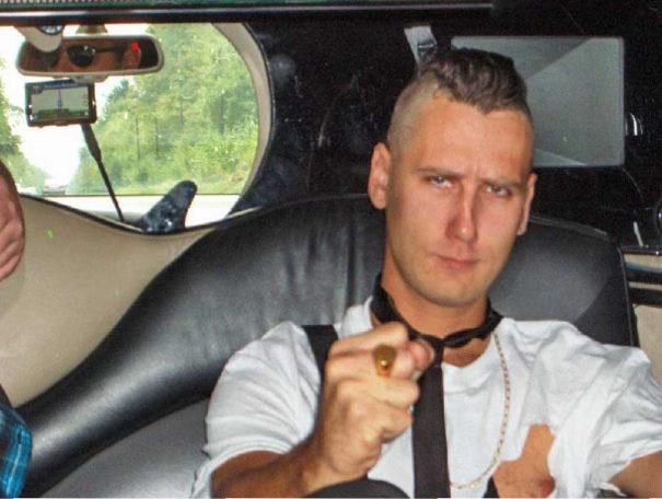 portrait Nunsu artiste limousine dans le clip Pôle Emploi du rappeur français
