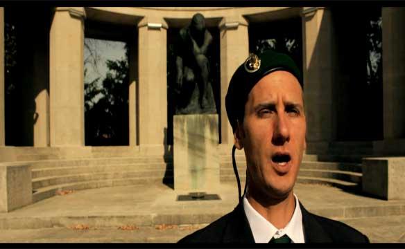 aux Légionnaires : le clip