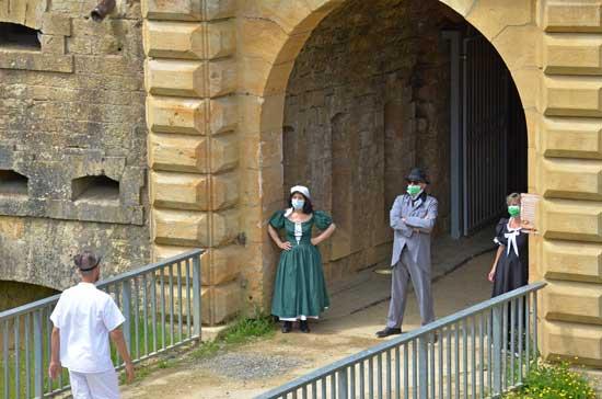 l'association AFBA pour le Fort et Domaine des Ayvelles