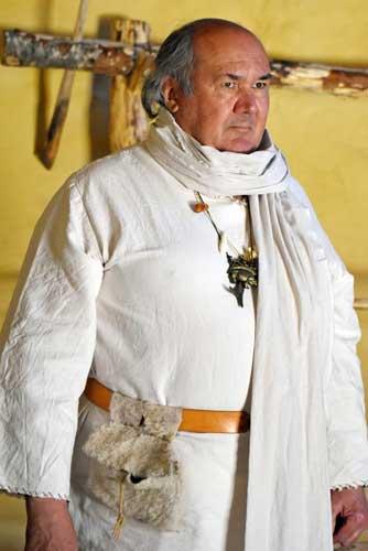 Le druide, médecin de famille de la période Gauloise