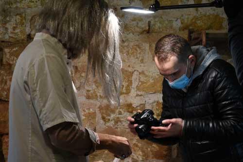 Réaliser un tournage de clip avec un réalisateur professionnel.