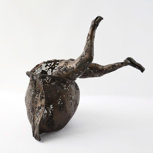 Metal Sculptures - Nuntchi Wire Mesh