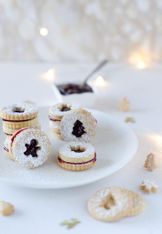 biscotti di frolla natalizi