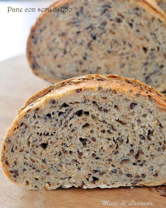 pane con semi di lino