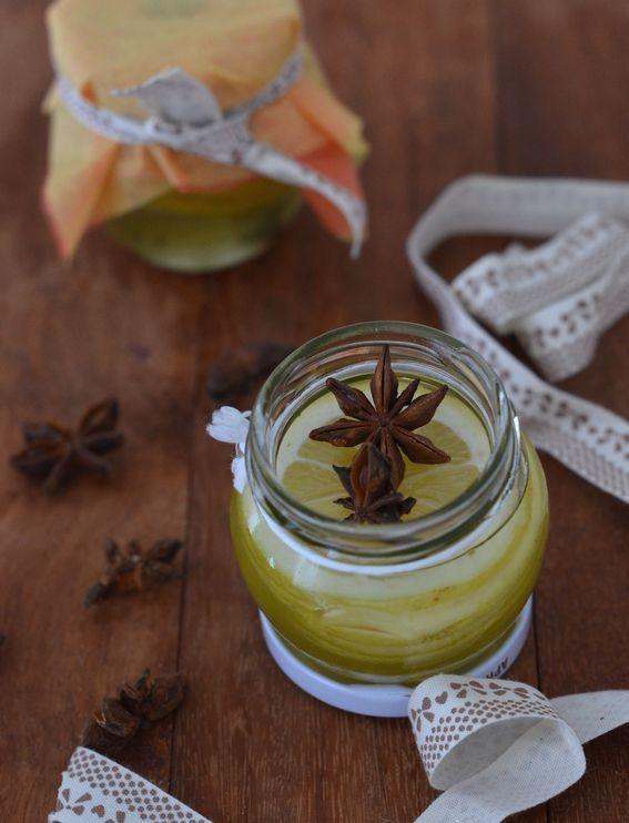 Sciroppo di zenzero miele e limone per il mal di gola