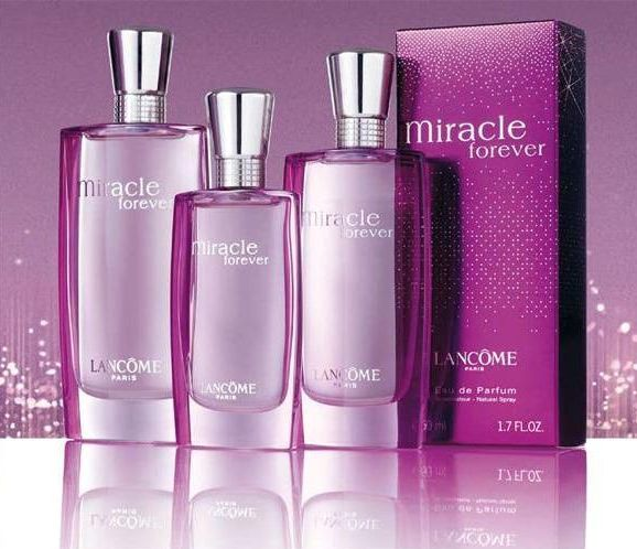 Nc hoa Lancome Miracle Forever  S m hoc huyn b