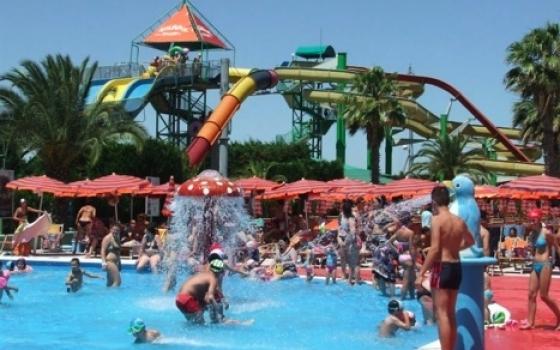 Parco Acquatico Acquapark Ippocampo  Manfredonia