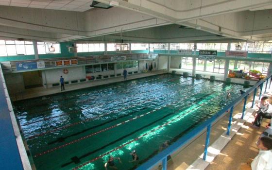 Nuotare in piscina a Milano