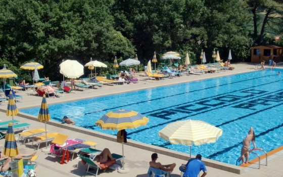 Nuotare in piscina in provincia di Bologna