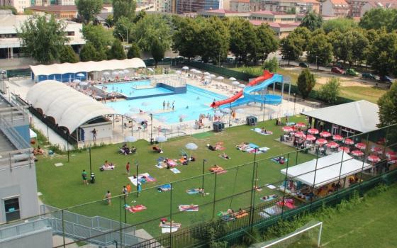 Piscina Lido Torino Via Villa Glori 21