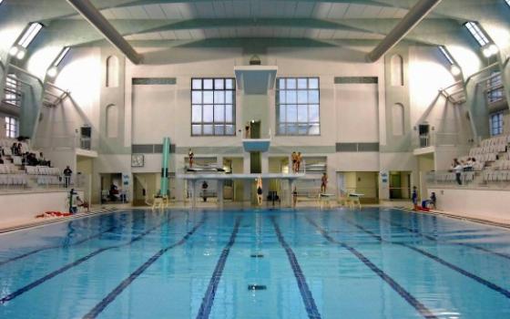 Nuotare in piscina a Torino