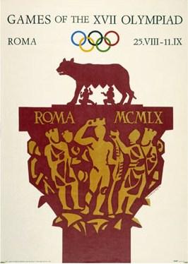 olimpiadi nuoto 1960 roma
