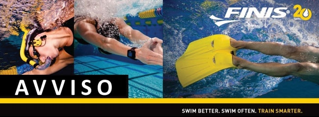 swimsense aggiornamento software swimmershop FINIS nuoto