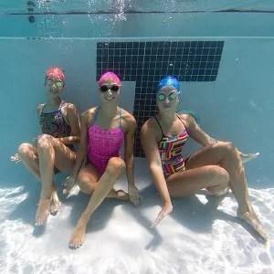 allenamento nuoto gioco