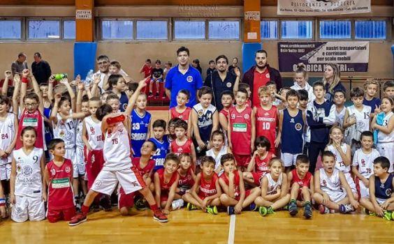 Minibasket (stagione 2018-2019)